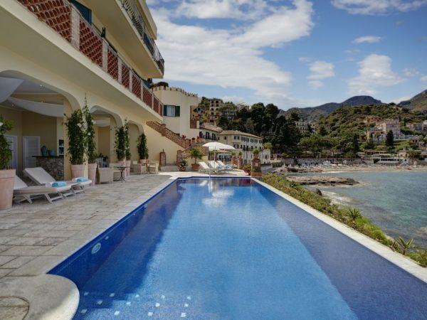 Belmond Villa Sant Andrea pool