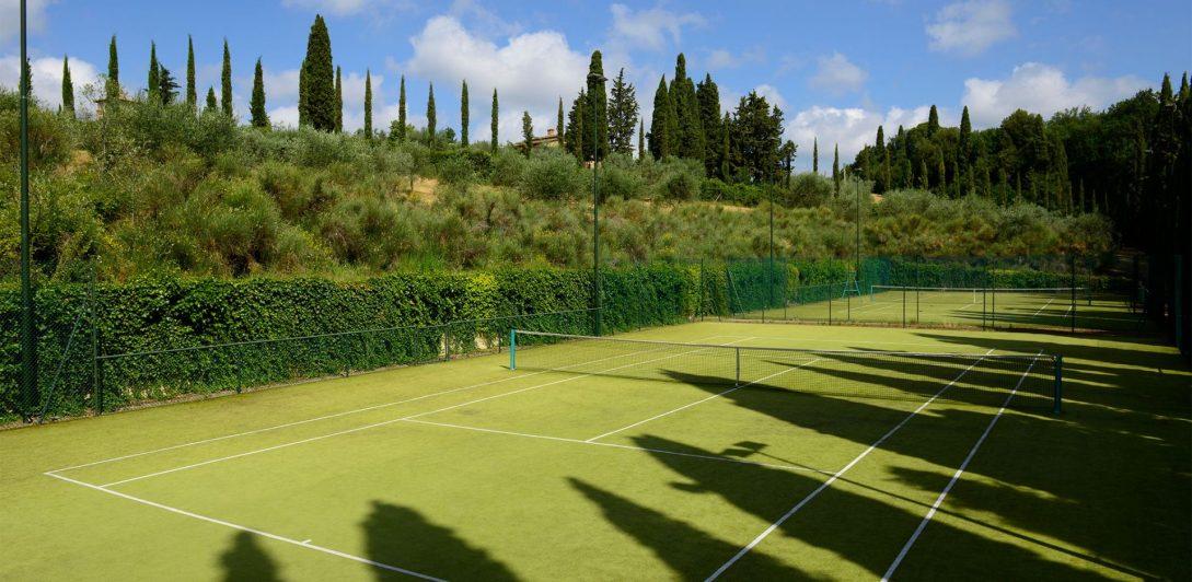 Como Castello del nero tennis