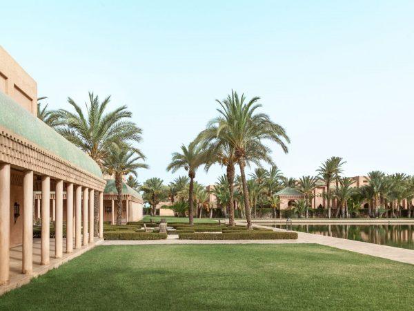 Corridor Design & Garden
