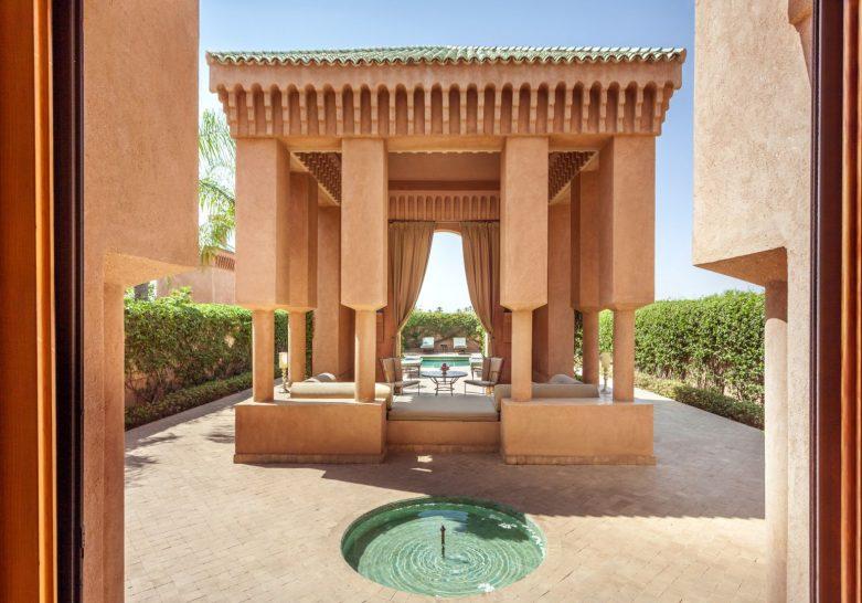 Amanjena Pavilion Piscine