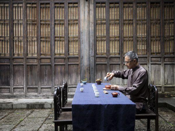 Amanfayun Fayun Place Tea Tasting