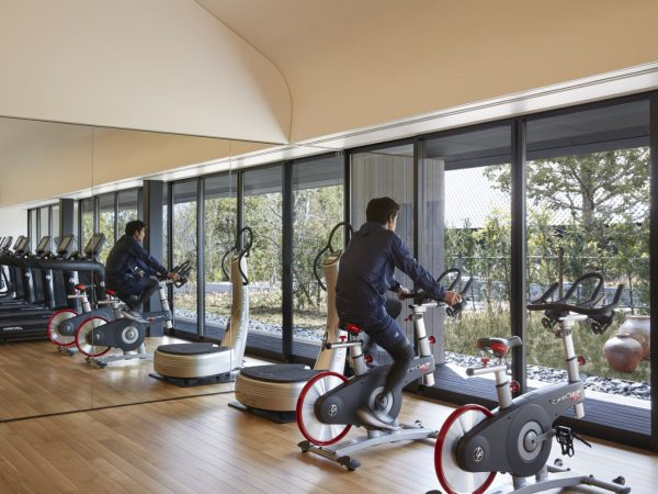 The Gym And Fitness Centre Include State-Of-The-Art Cardiovascular And Strength-Training Equipment