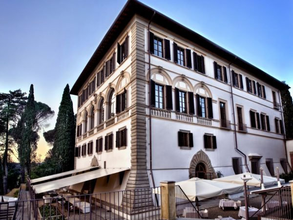 Salviatino Hotel