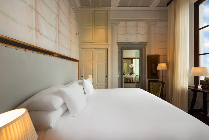 Il Salviatino Florence Dome View Classic Room