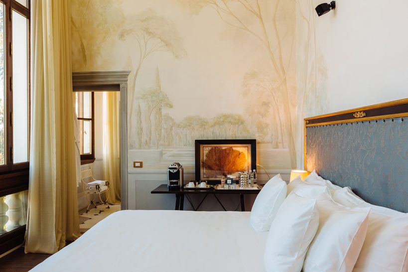Il Salviatino Florence Dome View Deluxe Room