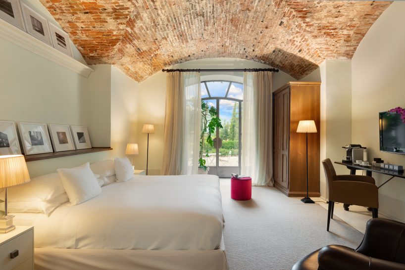Il Salviatino Florence GreenHouse Junior Suite