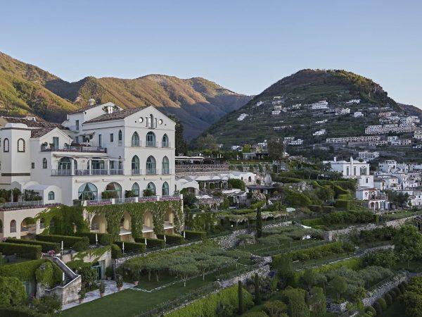 Belmond Hotel Caruso Car Dij Top