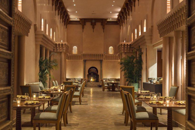 Amanjena Restaurant