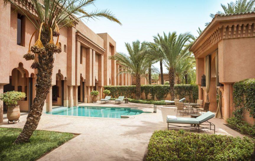 Amanjena Maison Jardin Pool