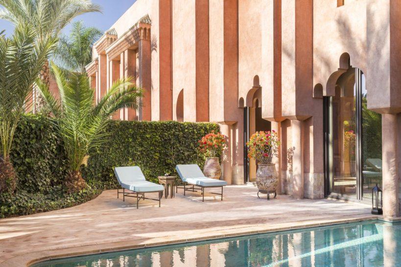 Amanjena Maison pool