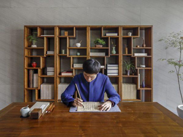 Nanshufang Calligraphy Room