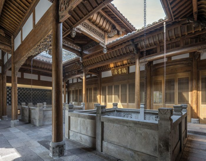 Nanshufang - restored villa