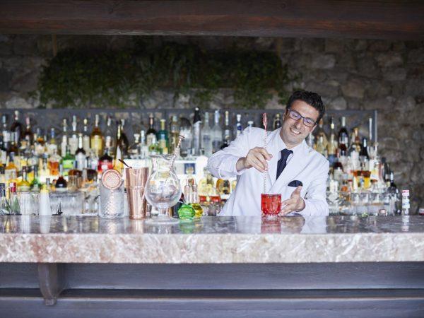 Belmond Villa Sant Andrea Sicily Bar