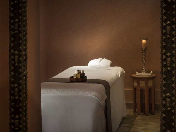 SPA: Massage room