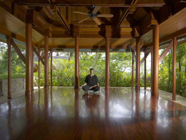 Spa Meditation Sala