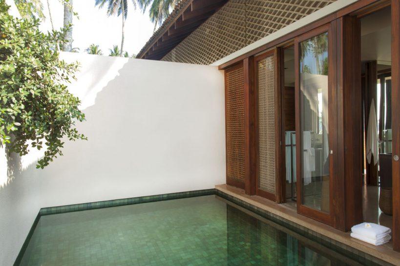 Suite Plunge Pool