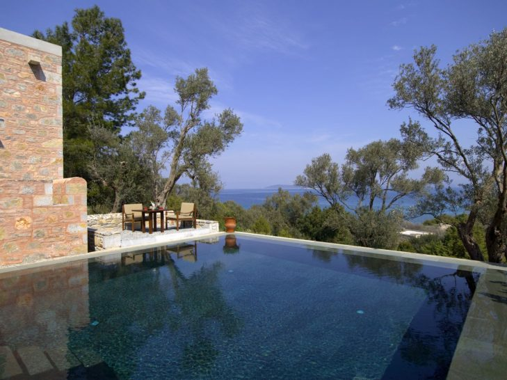 Terrace Pavilion Pool