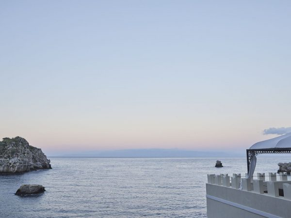 Belmond Villa Sant Andrea Sicily View