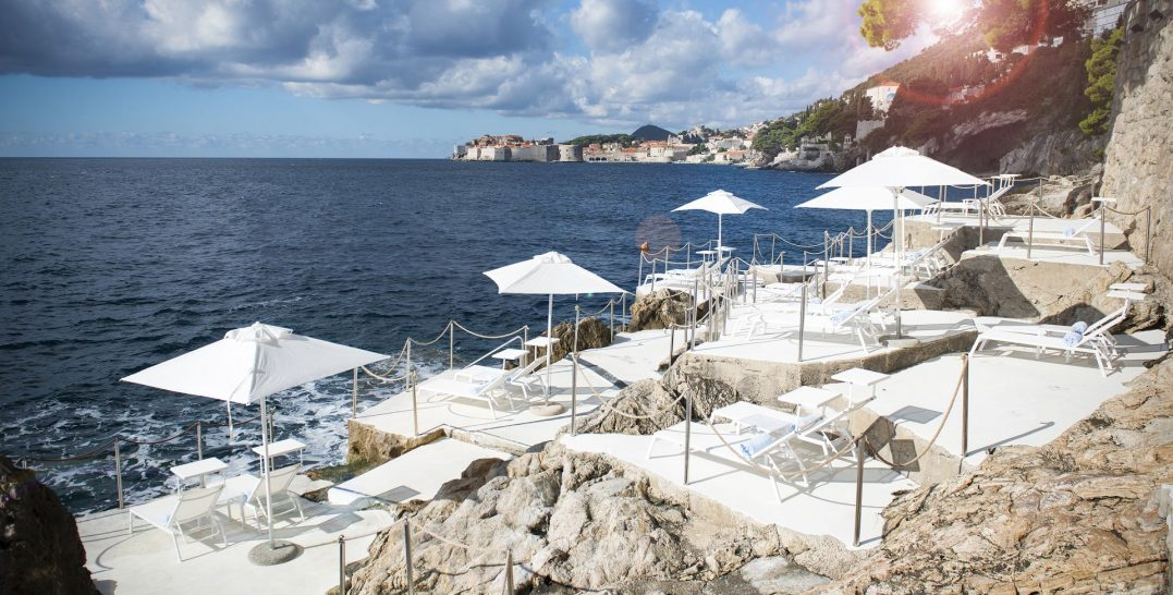 Villa Dubrovnik beach club