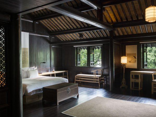 Amanfayun Hangzhou Village Villa