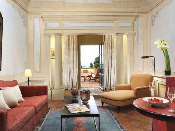 galway suite living room