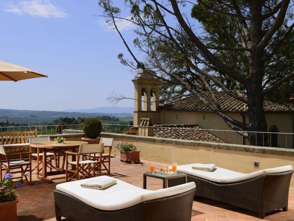 galway suite terrace