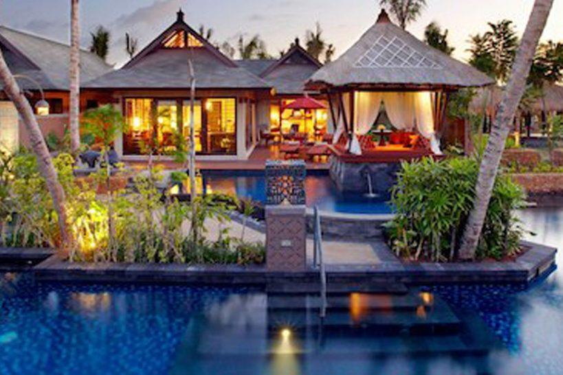 1 Bedroom Lagoon Villa