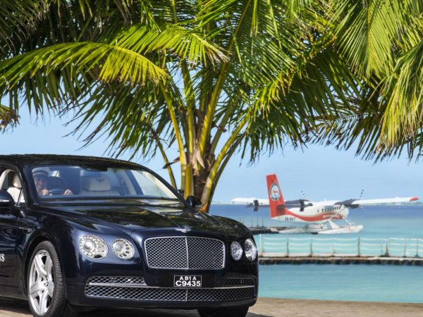 Airport Transfer By Bentley