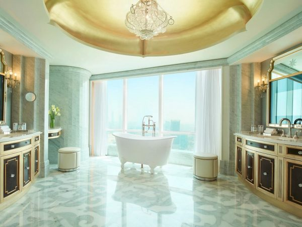 Al Manhal Suite Bathroom 2