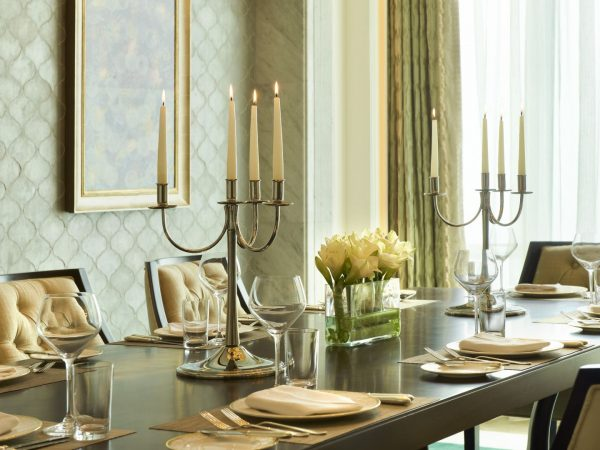 Al Manhal Suite Dining Table