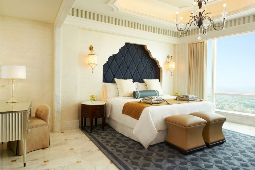 Al Mushref Suite Bedroom