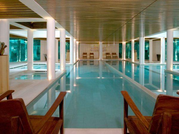 Le Mélézin - Indoor Pool