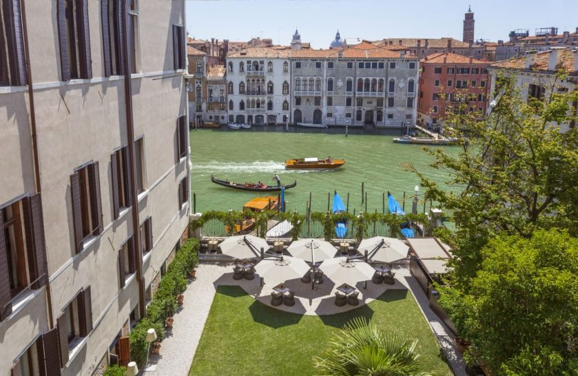 Aman Venice Garden Terrace