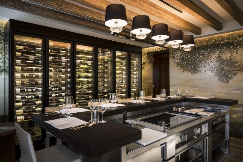 Aman Venice Palazzo Kitchen