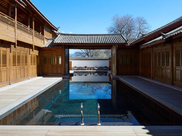 Amandayan spa pool