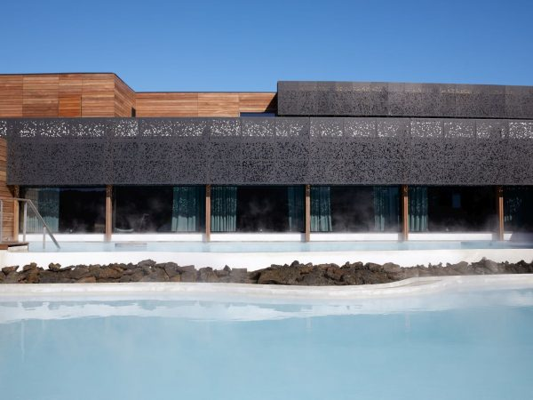 The Retreat at Blue Lagoon Iceland Moss And Lagoon