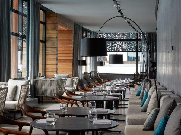 The Retreat at Blue Lagoon Iceland Retreat Spa Restaurant