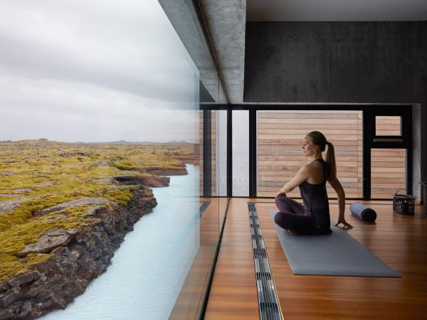 The Retreat at Blue Lagoon Iceland Moss And Lagoon Retreat Yoga