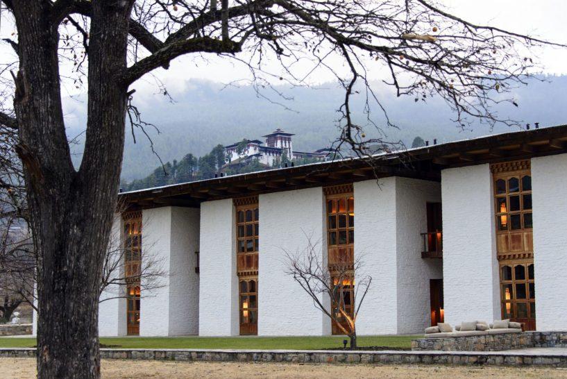 Bumthang Lodge Exterior