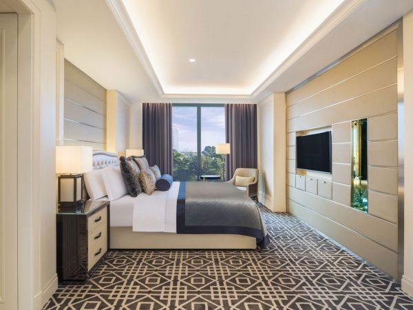 Caroline Astor Suite Bedroom
