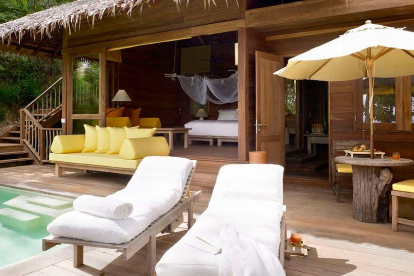 Deluxe Pool Villa Bedroom