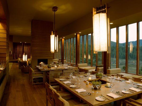 Gangtey Dining Room