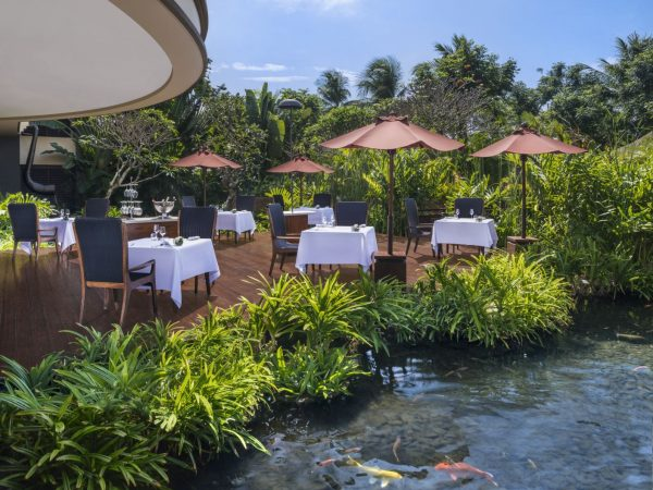 Gourmand Deli Terrace 2