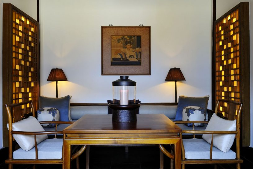 Imperial Suite Dining Area