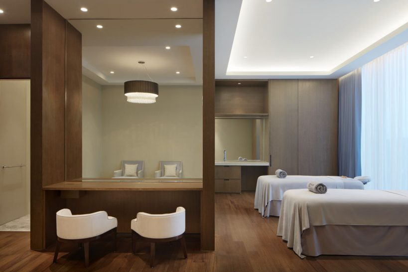 Iridium Spa Suite Room