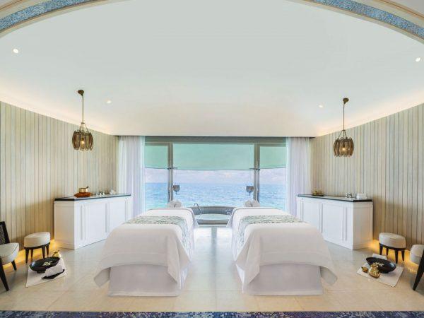 Iridium Spa Treatment Room