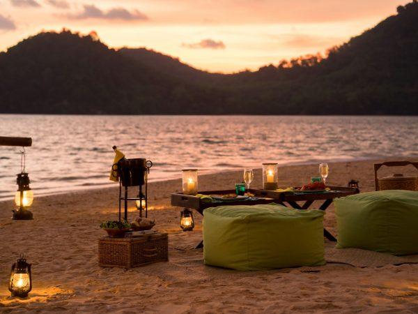 Island Sunset Barbecue