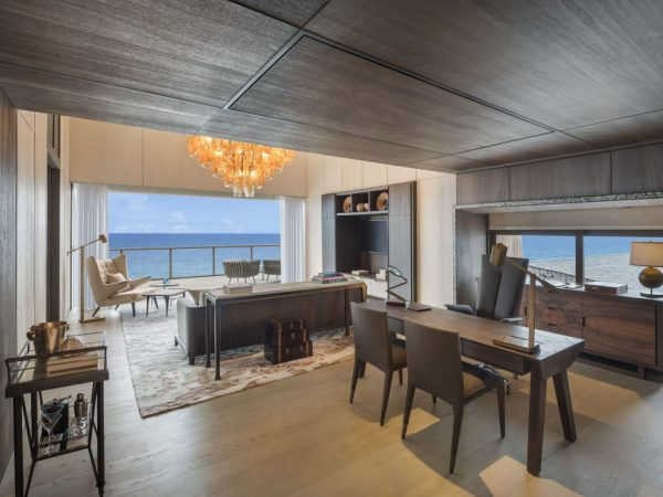 John Jacob Astor Estate Master Suite Living Study Rooms