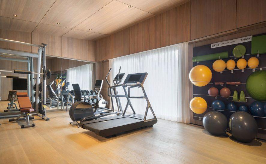 John Jacob Astor Estate Private Gym