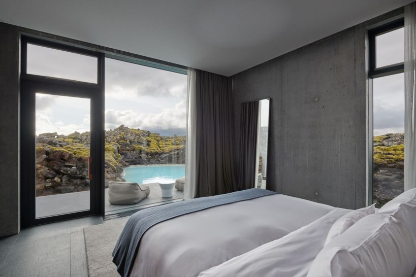 The Retreat at Blue Lagoon Iceland Moss And Lagoon Suite
